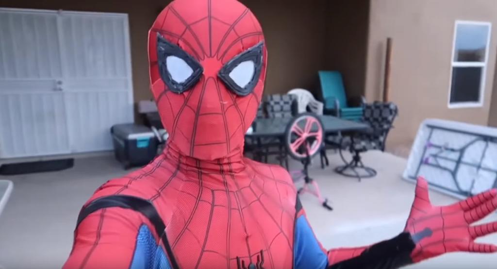 best Spider-Man cosplay suit