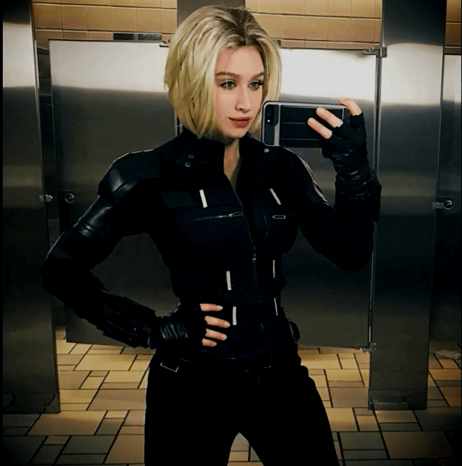 2020 Black Widow Natasha Cosplay Costumes