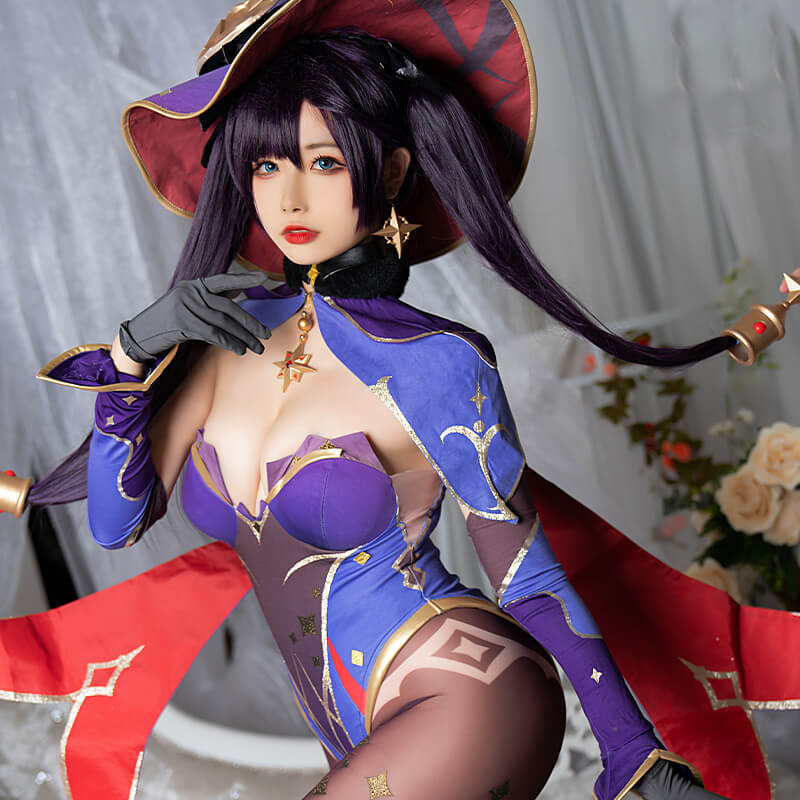 Genshin Impact Cosplay Costumes