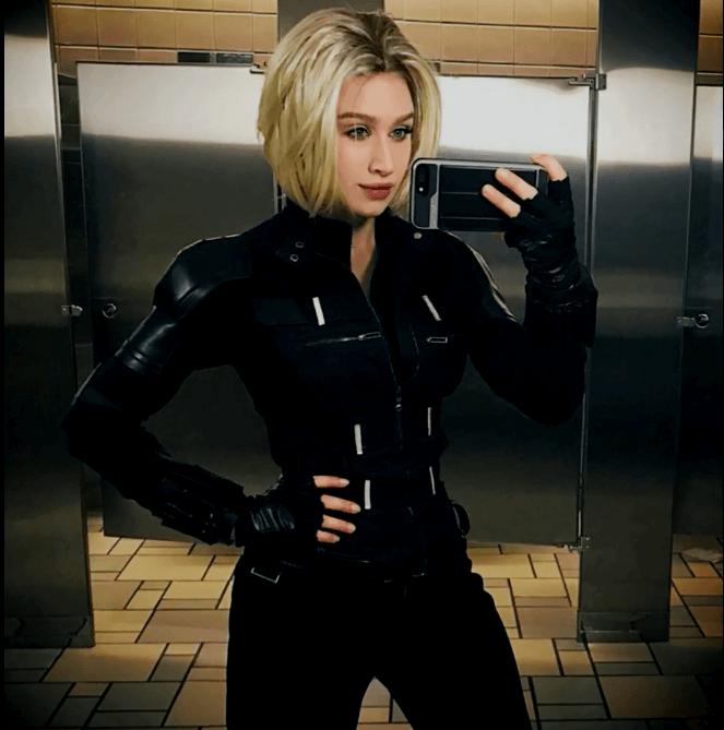 2020 Black Widow Natasha Cosplay Costumes